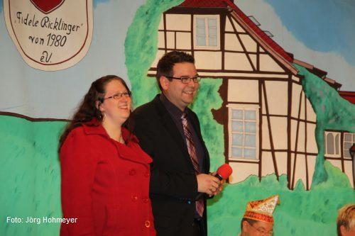Janine und J�rg Wiechers