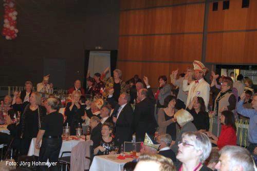 Publikum im Fritz-Haake-Saal