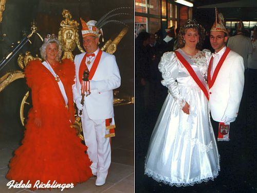 Jutta I., Claus I., Katja I. und Rafael I.