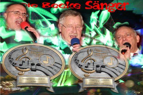 Beeke-S�nger: �Ich habe meine Liebe f�r den Karneval entdeckt� (3. Platz beim KVN Schlagerwettbewerb 2012)