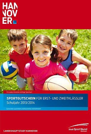 Sportgutscheine f�r alle Erst - und Zweitkl�ssler