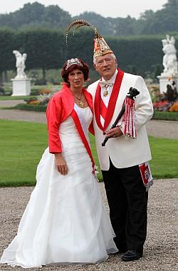 Prinzessin Angela I.und Prinz Jens-Fiete I.