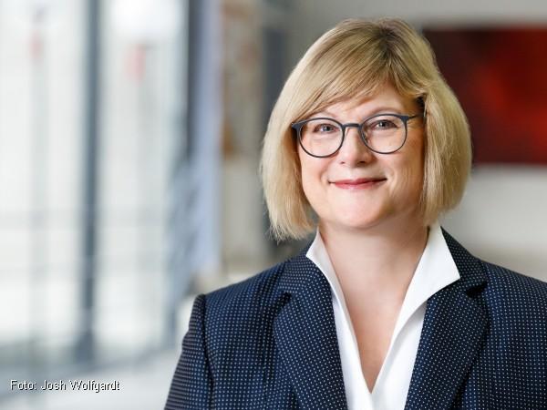 Antje Niewisch-Lennartz (Foto: Josh Wolfgardt)